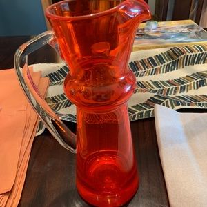 Other - Pitcher from Crate and Barrel